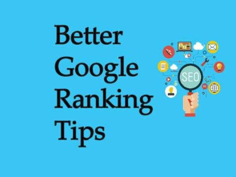 Better Google Ranking Tips