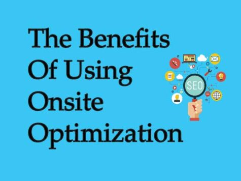 Benefits of Using Onsite Optimization